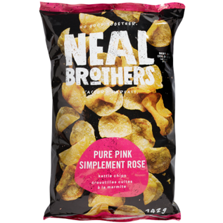 Neal Brothers Pure Pink Kettle Chips 142G
