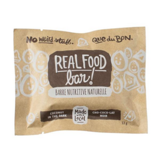 Real Food Bar- Coconut In The Dark