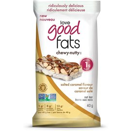 Good Fats Chewy-Nuts Salted Caramel Flavour