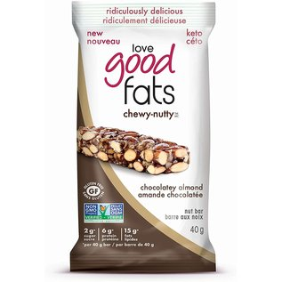 Good Fats Chewy-Nuts Salted Peanut Chocolatey