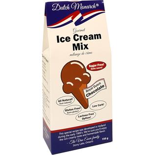 Dutch Monarch Gourmet Ice Cream Mix - Choco