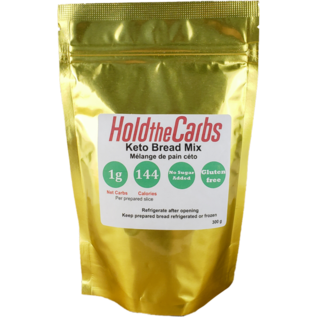 Hold the Carbs Hold The Carbs Keto Bread Mix