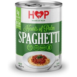HOP Hearts of Palm Spaghetti