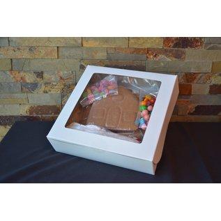 In House Ginger Bread House Kit ( Gluten Free)