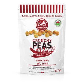 Zaks Organics Zak- Crunchy Pea Smoky BBQ