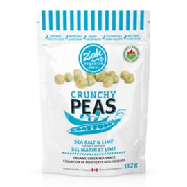 Zaks Organics Zak- Crunchy Pea Sea Salt & Lime