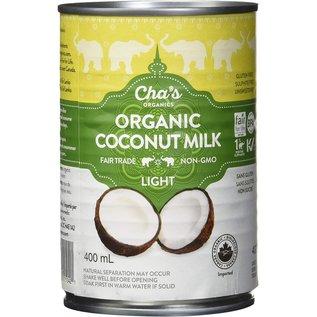 Cha's Organic D/C Cha's Organic Coconut Milk