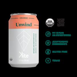 Unwind Kite-Unwind- Ashawgan DHA Orange