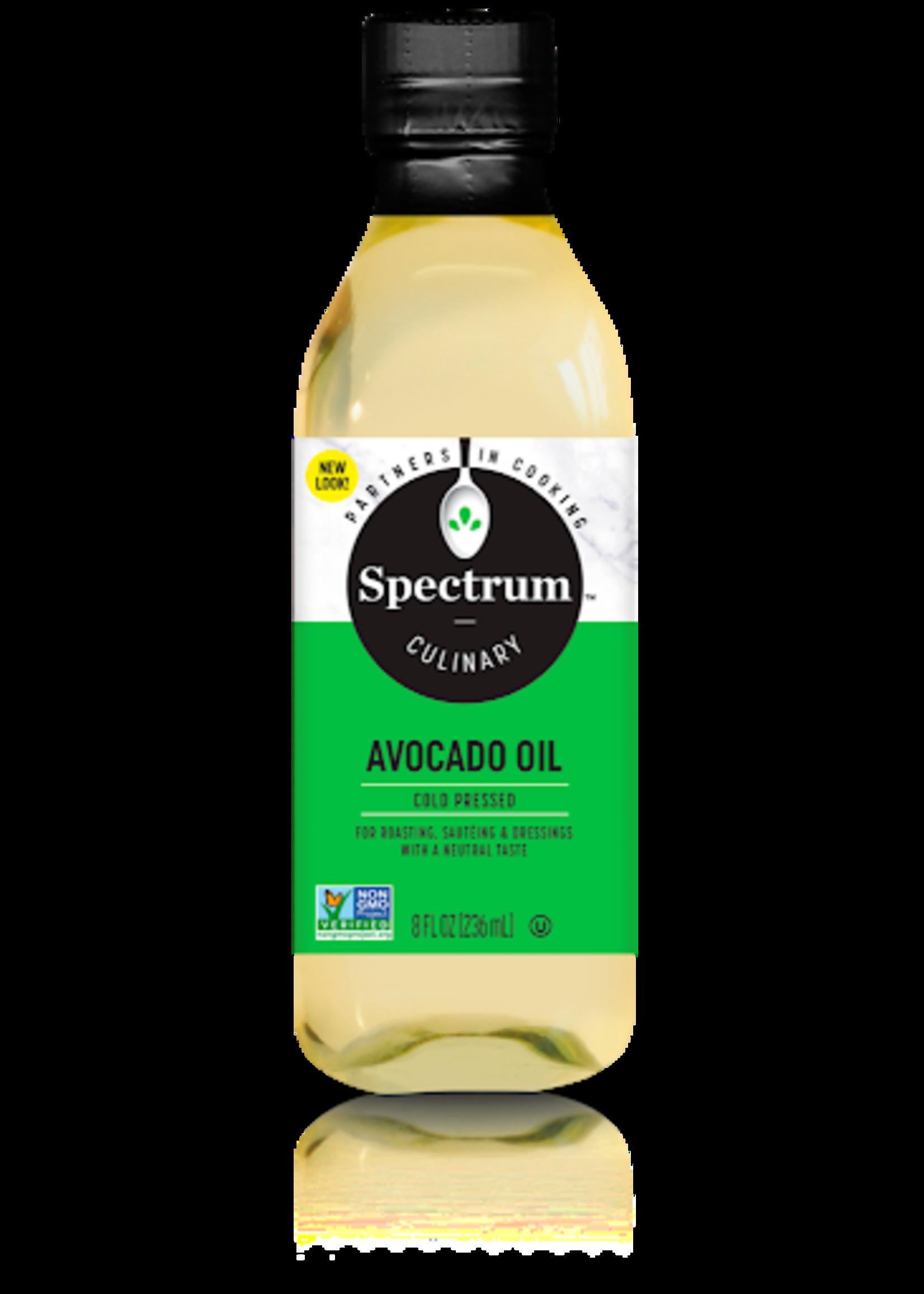 Spectrum Avocado Oil Spectrum