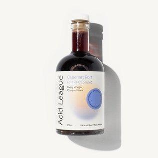 Acid League D/C Acid League Cabernet Port Living Vinegar