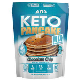 ANS Performance Keto Pancake Mix -Chocolate Chip