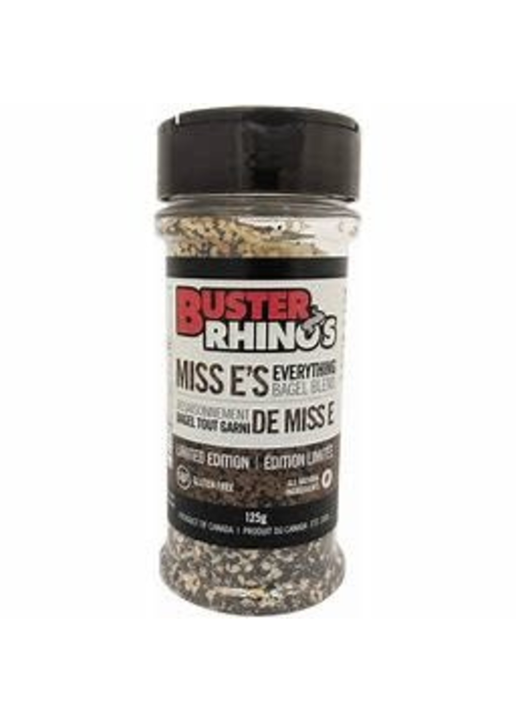Buster Rhinos Buster Misse's Everything Bagel Spice