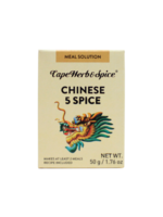 Cape Herb & Spice CHS EXOTIC SPICE MEAL KITS - Chinese 5 Spice