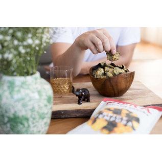 Nora Seaweed Snacks Crispy Temprura Seadweed Snacks Spicy