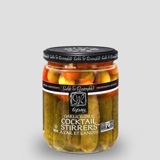 Sable & Rosenfeld Tipsy Cocktail Stirrers Pickles