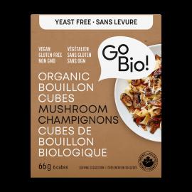 Go Bio! Go Bio Organic Mushroom Bouillon