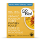 Go Bio! Go Bio Organic Chicken Bouillon No Salt