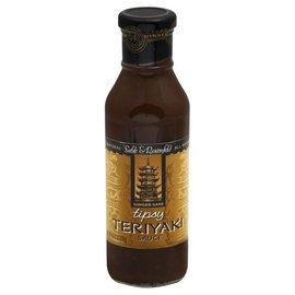 Sable & Rosenfeld Tipsy Teriyaki Sauce (Sake)