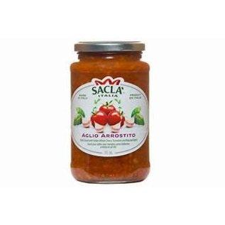Sacla Italia D/C Aglio Arrostito Sauce  Sacla Italia