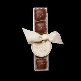 Saxon Chocolates Saxon Dark Chocolate Caramels