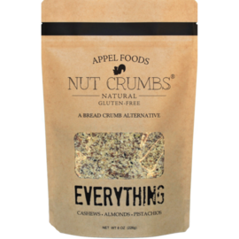 Appel Foods Nut Crumbs- Everything