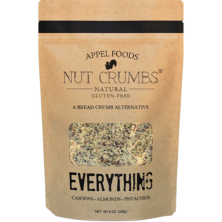 Appel Foods Nut Crumbs- Everything