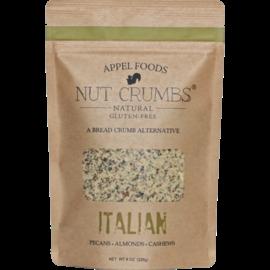 Appel Foods Nut Crumbs- Italian