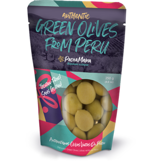 Pacha Mama Pacha Mama- Green Olives