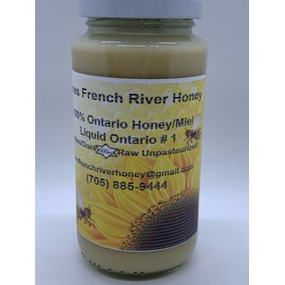 Fines French River Honey Cream Honey- Fines French River