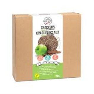 KZ Clean Eating KZ Clean Eating Cracker Apple Cinnamon