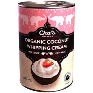 Cha's Organic Cha's Organic's- Coconut Whipping Cream