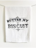 The Coin Laundry Kitchen Towel- Butter My Biscuit