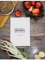 The Coin Laundry Kitchen Towel- Feed Me