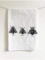 The Coin Laundry Kitchen Towel- Bee's