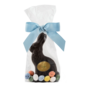 Saxon Chocolates Saxon Dark Chocolate Bunny with Chocolate Eggs