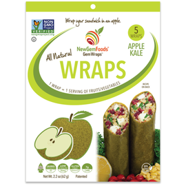 Newgem Newgem Apple Kale Wraps