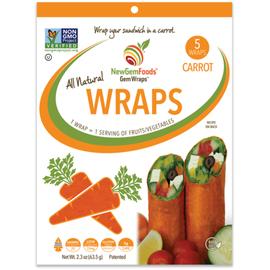Newgem Newgem Carrot Wraps