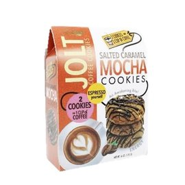 TooGood Gourmet Coffee Energy Cookies- Salted Caramel