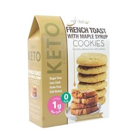 TooGood Gourmet TGG Keto Cookies- French Toas