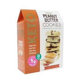 TooGood Gourmet TGG Keto Cookies- Peanut Butter