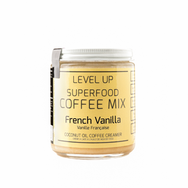 Level up Superfood LEVEL UP COFFEE MIX- FRENCH VANILLA
