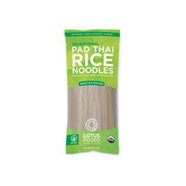 Lotus Foods LOTUS FOODS - Traditional Pad Thai Rice Noodles