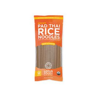 Lotus Foods LOTUS FOODS - Brown Pad Thai Rice Noodles