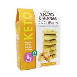 TooGood Gourmet TGG Keto Cookies- Salted Caramel