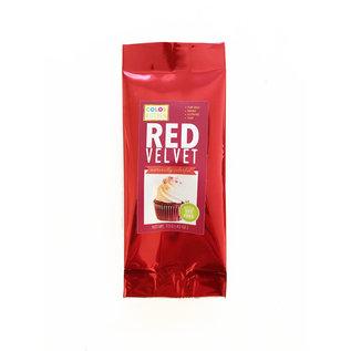Color Kitchen Color Kitchen Red Velvet Color