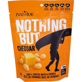 Ivanhoe Cheese Nothing But- Cheddar