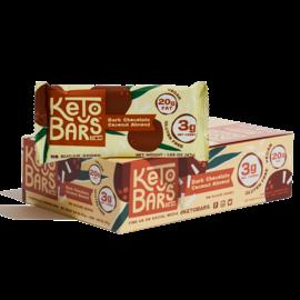 Ketobars.com Ketobars.com- Dark Chocolate Coconut (10PK)