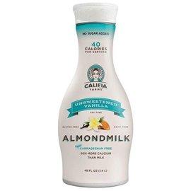 Califia Farms Califia Farms- Unsweet Vanilla Almond Milk