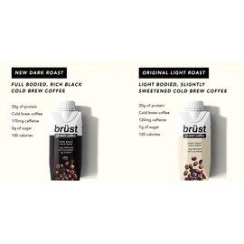 Brust Brust Protein Coffee Light Roast
