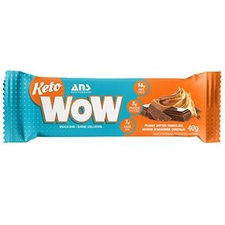 ANS Performance ANS Wow Keto Bars Chocolate Peanut Butter (Singles)